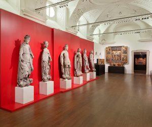 Vom Wien Museum in den Prunkstall des Belvedere • Wiener Fürstenfiguren – Gotische Meisterwerke des Stephansdoms Der...