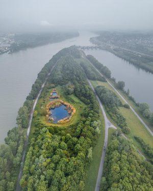 Green Vienna II #donauinsel #dronestagram #vienna #wienliebe #cityphotography #beautifulvienna #nature #topdownmaster #natures #igaustria ...