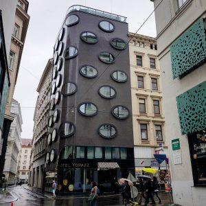 Hotel Topazz #topazz #hoteltopazz #vienna #wein #austria #europe #architecture