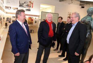 """Anlässlich des Jubiläums """"100 Jahre Gemeindebau"""" habe ich die großartige Ausstellung im MUSA ..."""