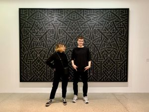 Io e @mattotrak su pattern