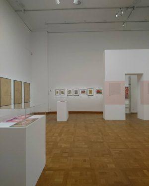 #sonntag ist #museumstag #wienamsonntag art brut im #kunstforum . . . #wien #museum #kunst #art #artbrut #vienna...