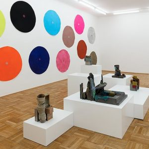 The double exhibition VIA APPIA at @naechstststephan in Vienna marks the first collaboration of Polly Apfelbaum and...