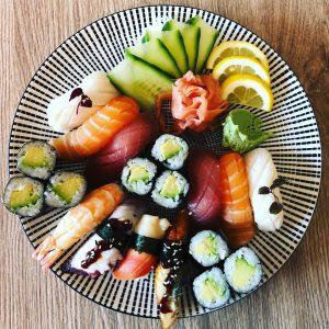 Sushi /// CAFÉ LEOPOLD