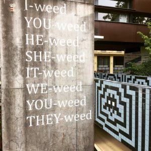 #streetart #streetartpassagevienna #vienna #austria #discovereurope #weedsmokers #austria🇦🇹 #chillvibes #europetravel