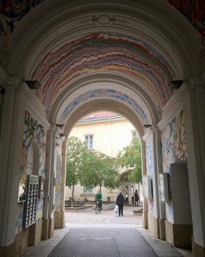 #MuseumsQuartier ja superihana #Leopoldmuseum. Klimt ja kumppanit oli tosi hienoja, mut kyllä mua ...