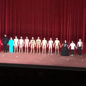 #wienerfestwochen #scarlettletter #agenturrisingtalents #angelikalidell #actor #museumsquartier #nakt #schauspieler