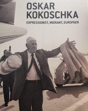 #oscarkokoschka