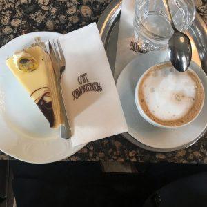 Breakfast in Vienna. #cafeschwarzenberg #vienna #wien #austria 🇦🇹