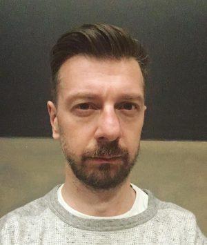 Tradycyjnie: #markrothkko i ja :) #selfie with #rothko
