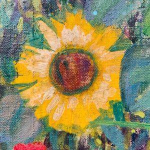 Sunflower -1908 #gustavklimt