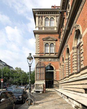 MAK Museum of Applied Arts Heinrich von Ferstel, 1871 #nducreates #facadesofviennaproject #spicollective #lensculture ...
