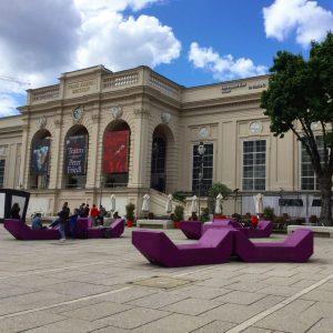 Day 5 - Belvedere et Weiner Festwochen • #wien #vienna #austria #museumsquartier #belvedere ...