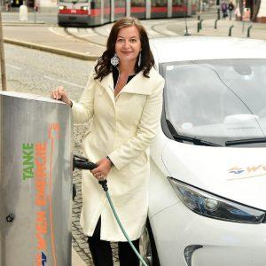 Mit einer @wienenergie Ladekarte in ganz Österreich das E-Auto aufladen war das Ziel. ...