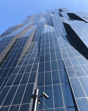 Blau von gestern ...leider für das ganze Wochenende ! #lettheweekendbegin#niceweeken#forallofyou#haveaniceweekend#tower#dctowervienna#vienna_austria Dc Tower 1
