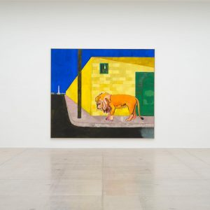 On View in Vienna: Peter Doig at @viennasecession. Peter Doig paints representational pictures ...