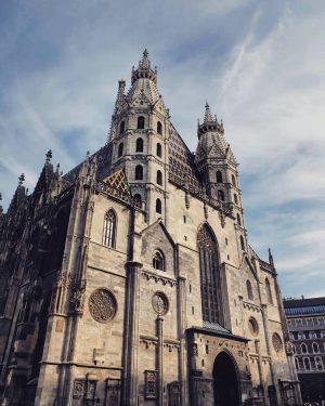 FAME AND FORTUNE #Wien #Vienna #Stephansdom #Stephansplatz #Vienne #Osterreich #Austria #Trip #Travel #Europe #Church #Holly #Chorale #Concert...