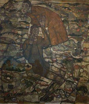 Fafori. #egonschiele #transfiguration #autumntreeinstirredair #blindmother #leopoldmuseum #vienna