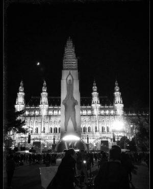 Wiener Festwochen #festwochen2019 Rathausplatz, Vienna, Austria