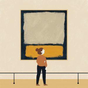 Ahir vaig vore els quadres de #Rothko després de més de 15 anys i em va tornar...