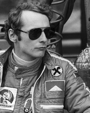 Rest in peace Niki Lauda (1949-2019)