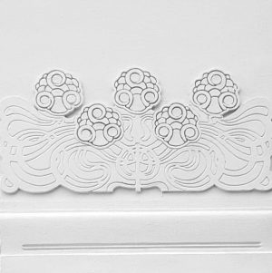INSPIRATION N°10 . Vienna - Secession Building (detail) . A favourite detail from a favourite architectural inspirational...