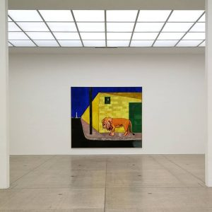Peter Doig Exhibition Association of Visual Artists Vienna Secession #peterdoig #doig #secession #wien ...