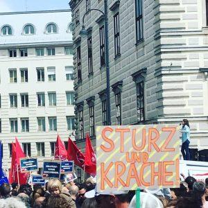 #kurz #strache #krache Bundeskanzleramt Österreich