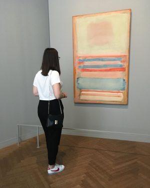 """Tipikus """"múzeumban jártam"""" kép"""