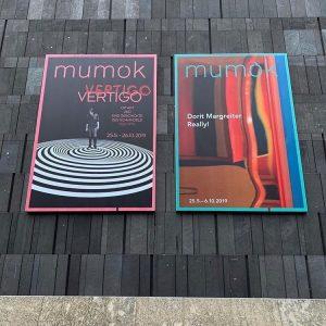 "Repost @mumok_vienna - #exhibition #museum . 📌""Vertigo. Op Art and a History of ..."