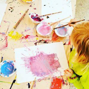 #farben#mumok#muttertag#atelier#kreativsein