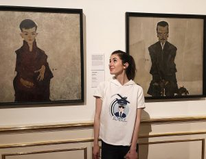 Женщина в искусстве 👌 #belvedere #museum #vienna #australia #travel #wanderlust #europe #traveler