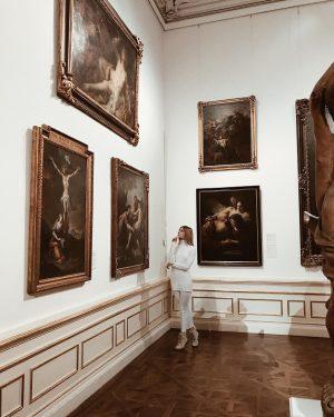Бельведер 😍 – это не только роскошный дворец, но и место хранения ценнейших ...
