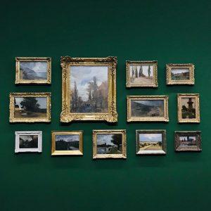 Comienzo de impresionismo . . . . . . . . #vienna #artofvisuals #picoftheday #europe_pics #leopoldmuseum #art...