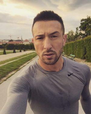 DP07🇷🇸 #vienna #austria #photooftheday #insta #nike #me #selfie #serbia #fit #gazelle #fit #fitness #run #motivation #muscle #beard...
