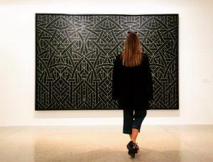 Days like this 🖤 #symmetry #contemporaryart #mumok #vienna #thesedays #spoiledwife #happywife