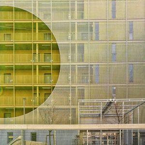 Wohnbau Darnautgasse, Arch. Frötscher Lichtenwagner, Wien 2013-2017 #architektur #architecture #vienna #austria #igersvienna #wien #österreich #nurderschönheitwegen #youshouldbettereatarchitecture #wiennurduallein...