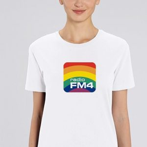 You're a Homo, baby! 🏳️🌈💕 Hol dir das @radiofm4 EuroPride Special Shirt! 👕 Link in Bio. 👈...