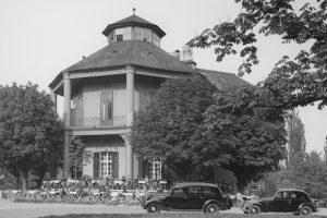 Die Hauptallee verband ursprünglich die kaiserliche Favorita im Augarten mit dem Jagdgebiet des Hofs im Prater. Die...