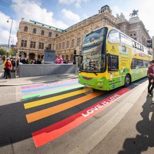 Everyone is welcome on board 🏳️🌈 We wish you a wonderful anti-homophobia day! ...