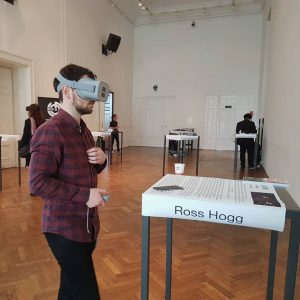 V R ready, how about you? Time for the Virtual Reality Check at @mak_vienna! Come by, free...