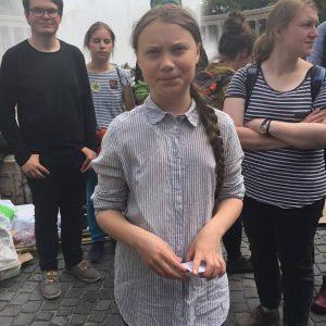 Tausende haben sich heute in der Wiener Innenstadt versammelt, um im Rahmen von #fridaysforfuture gegen den Klimawandel...