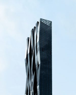 DC Tower 1, Dominique Perrault, 2010-2013. With a height of 220m it is Austria's tallest skyscraper. @dominiqueperrault