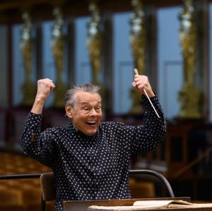 Under the baton of Maestro Mariss Jansons, we will perform in the @wienerkonzerthaus as well as in...