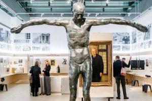 """Unsere Ausstellung """"Das Rote Wien 1919–1934"""" ist derzeit im @musawien zu sehen. Die Ausstellung fragt nach den..."""