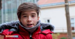 Ein albanischer Justin Bieber? Wenn ihr gestern unseren scharfen Beitrag bei @Wien24 verpasst ...