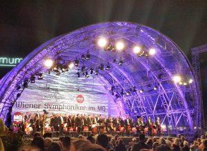 Wiener Symphoniker im MQ