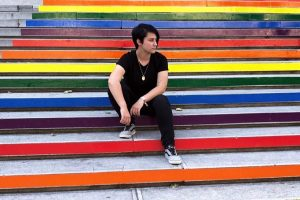 Show your pride. - #pride #vienna #gay #lesbian #lgbt #lgbtq #europride2019 #europride #gayvienna #uniwien #rainbow