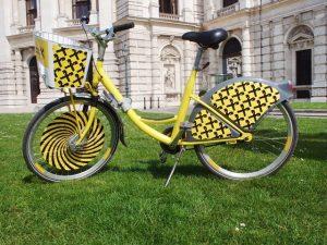 🚲 3. Juni Tag des Fahrrades 🚲 Passend dazu feiern wir 𝟭𝟱 𝗝𝗮𝗵𝗿𝗲 𝗖𝗶𝘁𝘆𝗯𝗶𝗸𝗲 𝗪𝗶𝗲𝗻! Vor 15...