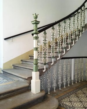 Just one of Viennas pretty staircases ✨ : : : : : #staircase ...